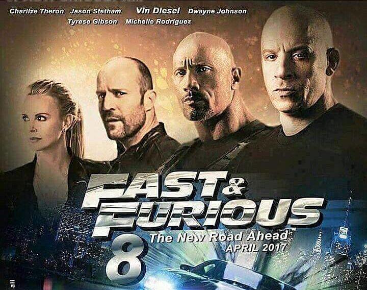fast 8 1