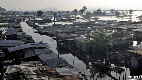 benue flooding
