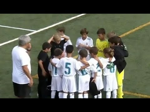 real madrid U9 2