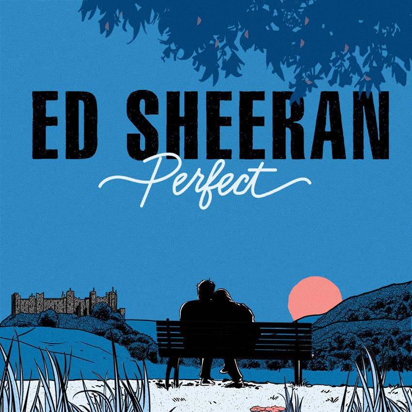 ed sheeran- perfect