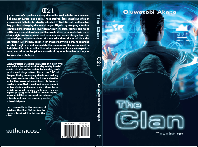 The Clan cover revised
