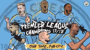 manchester city winners