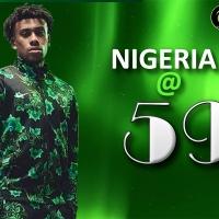 Nigeria @ 59…